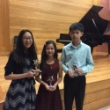 2017 James M. Breckenridge Invitational Piano Competition Award Winners